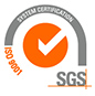 Certificado ISO 9001 por SGS